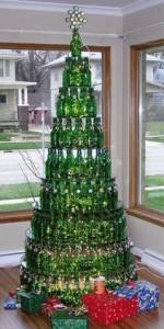 pudelitest jõulupuu