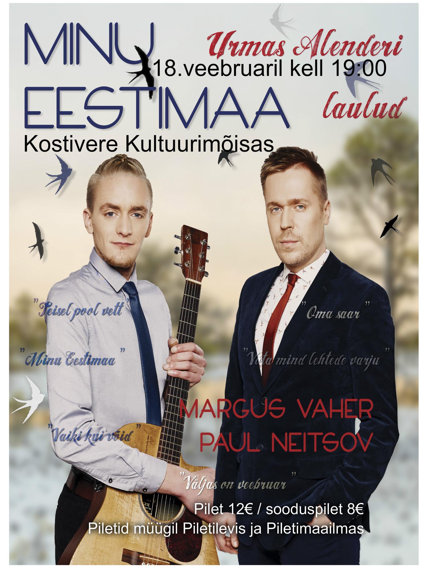 minu eestimaa+