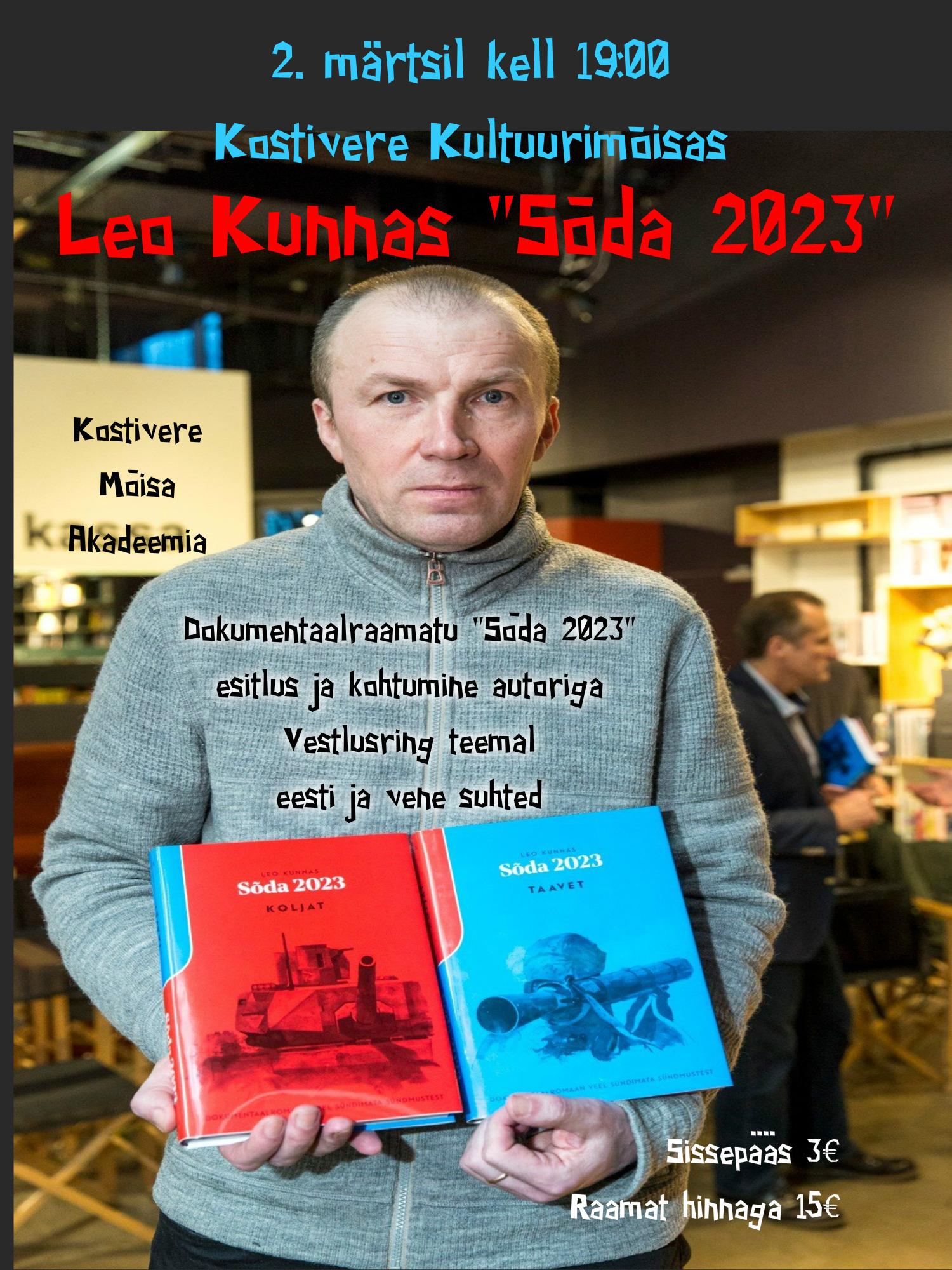 LeoKunnasSõda2023+